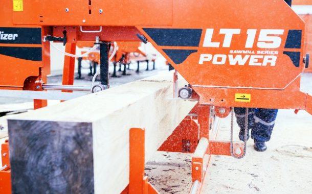 Установка ленточнопильного станка на примере Wood-Mizer LT15