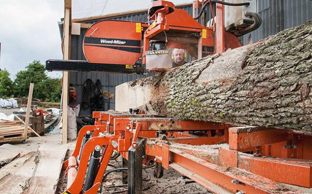 Комплектация лесопильного цеха: критерии выбора оборудования